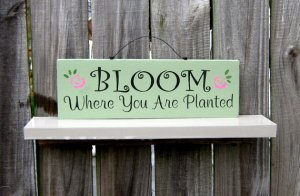 Bloom Sign 1